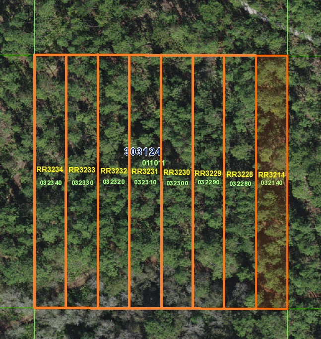 Florida Recreation Lots For Sale River Ranch RRPOA