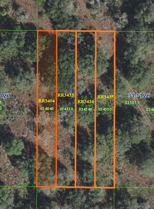 River Ranch Acres Florida Land For Sale Recreational Lot