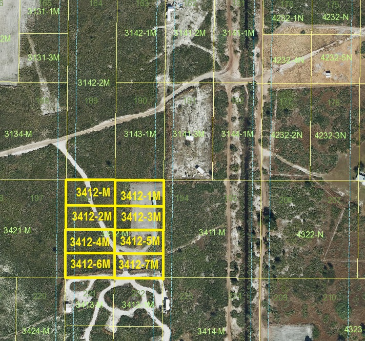 Florida Recreational Land for sale